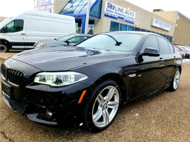 2015 BMW 535d xDrive (Stk: ) in Concord - Image 1 of 30