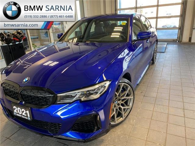 2021 BMW M340i xDrive (Stk: B2112) in Sarnia - Image 1 of 10