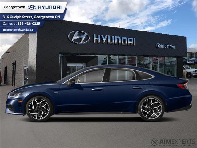 2021 Hyundai Sonata N Line (Stk: 1178) in Georgetown - Image 1 of 1