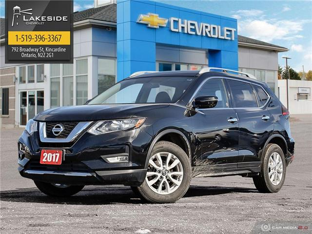 2017 Nissan Rogue SV (Stk: T9083A) in Kincardine - Image 1 of 28