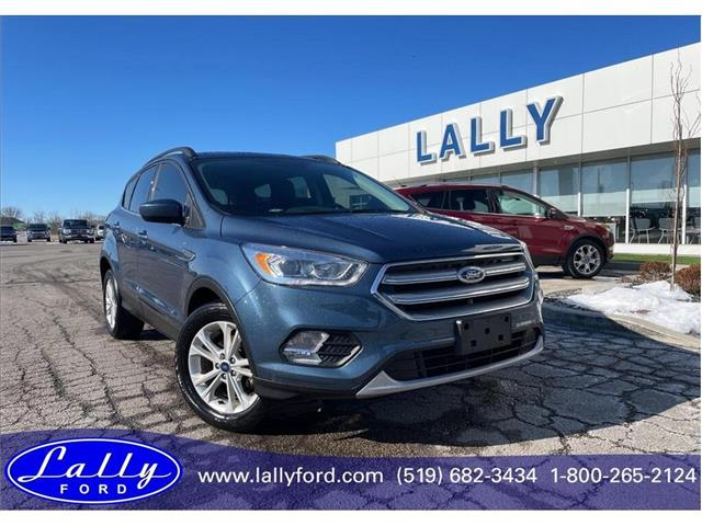 2018 Ford Escape SEL (Stk: 8038) in Tilbury - Image 1 of 18