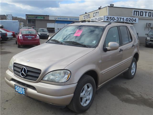 2001 Mercedes-Benz M-Class Classic (Stk: ) in Kamloops - Image 1 of 21