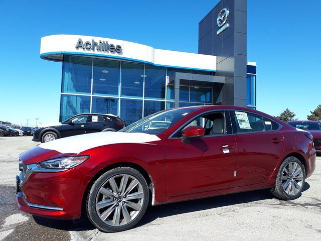 2020 Mazda MAZDA6 Signature (Stk: GG1017) in Milton - Image 1 of 12