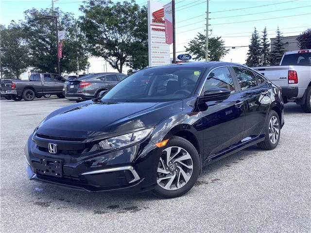 2021 Honda Civic EX (Stk: 21423) in Barrie - Image 1 of 22