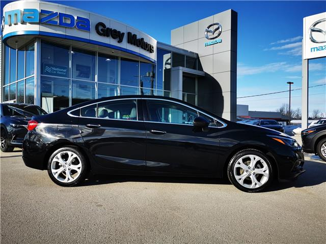 2017 Chevrolet Cruze Premier Auto (Stk: 21091A) in Owen Sound - Image 1 of 20