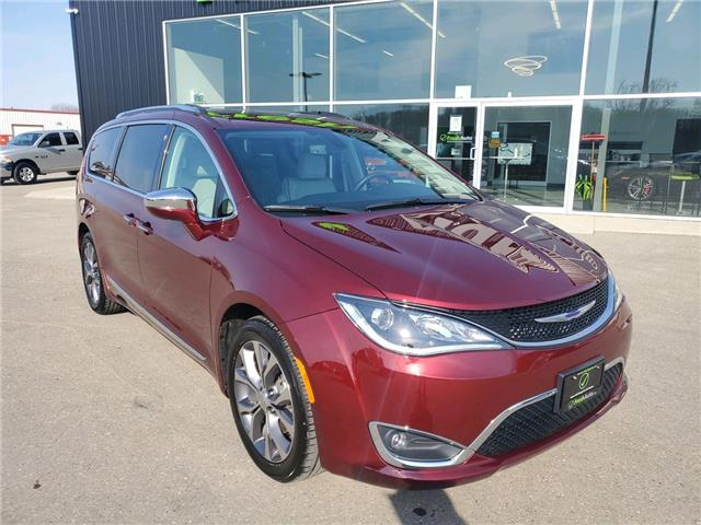 2020 Chrysler Pacifica Limited (Stk: 5921 Ingersoll) in Ingersoll - Image 1 of 30