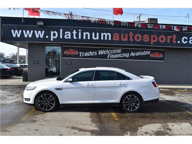 2017 Ford Taurus Limited (Stk: PP892) in Saskatoon - Image 1 of 28