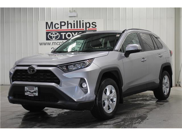 2021 Toyota RAV4 XLE (Stk: W183322) in Winnipeg - Image 1 of 19