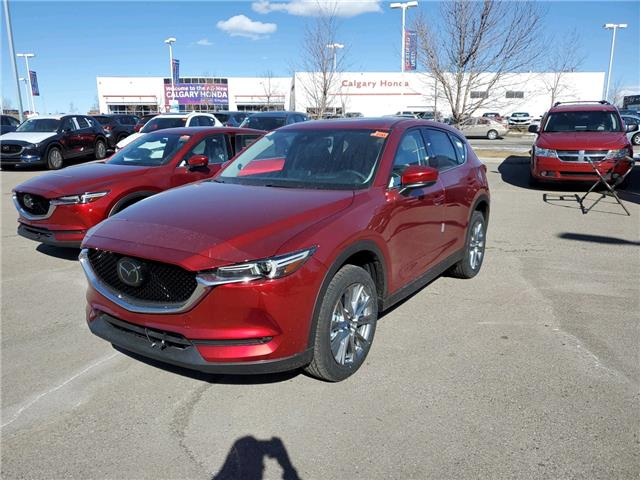 2021 Mazda CX-5 GT w/Turbo (Stk: N6486) in Calgary - Image 1 of 4