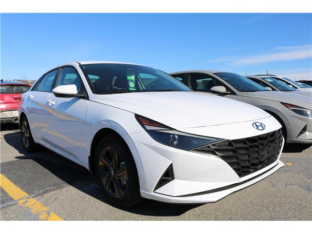 2021 Hyundai Elantra Preferred (Stk: 12487) in Saint John - Image 1 of 17