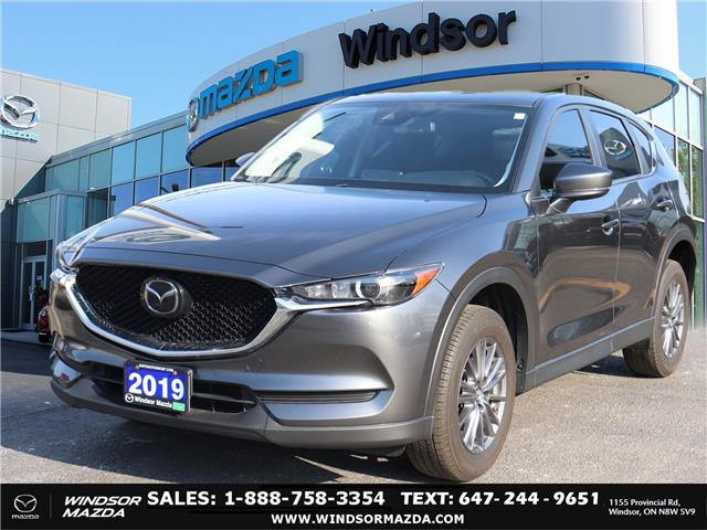 2019 Mazda CX-5 GS (Stk: PR25357) in Windsor - Image 1 of 24