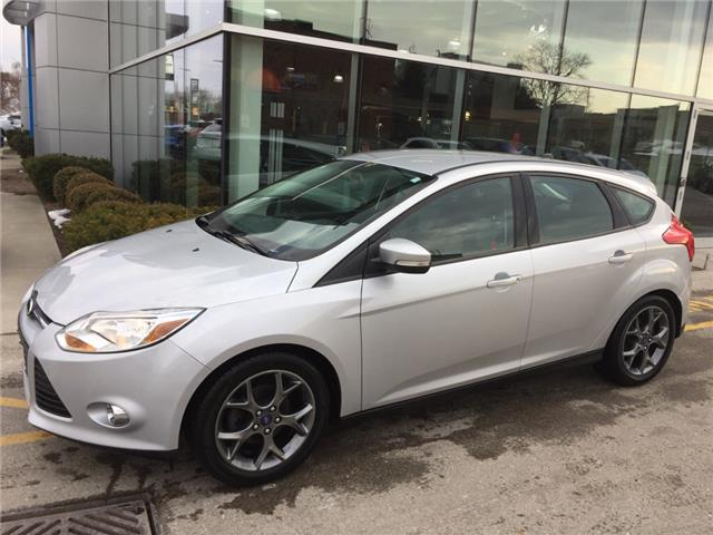2013 Ford Focus SE (Stk: 153825) in London - Image 1 of 1