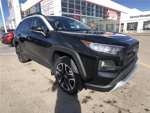 2021 Toyota RAV4 Trail (Stk: 210396) in Calgary - Image 1 of 12