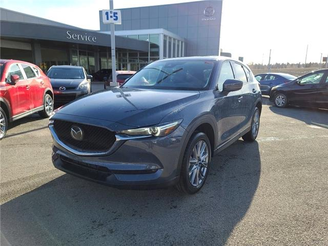 2021 Mazda CX-5 GT w/Turbo (Stk: N6497) in Calgary - Image 1 of 4