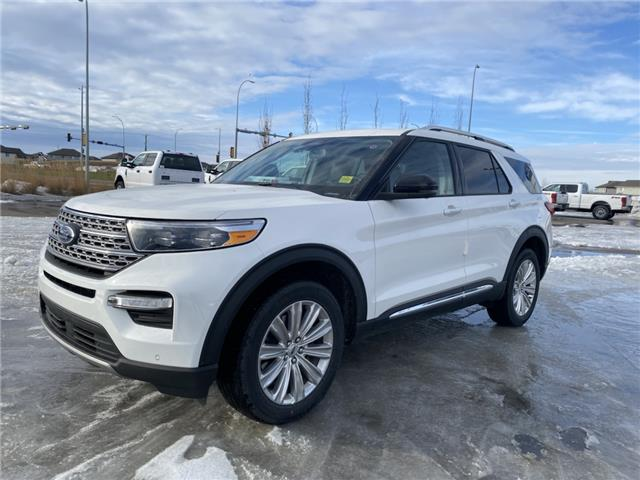 2021 Ford Explorer Limited (Stk: MEX012) in Fort Saskatchewan - Image 1 of 22