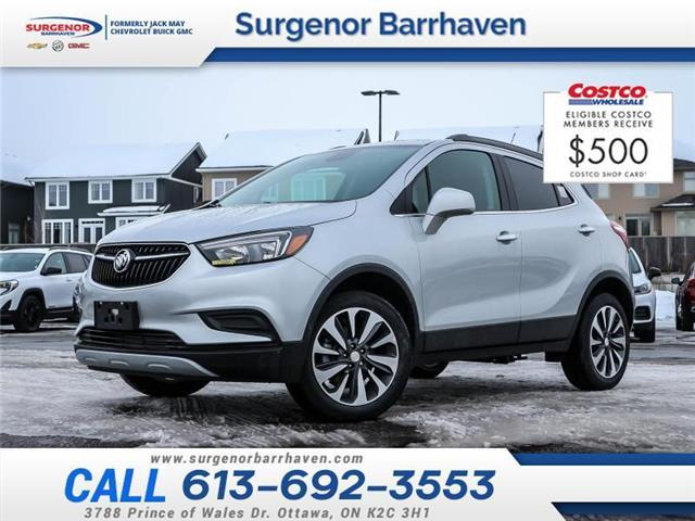 2021 Buick Encore Preferred (Stk: 210264) in Ottawa - Image 1 of 19