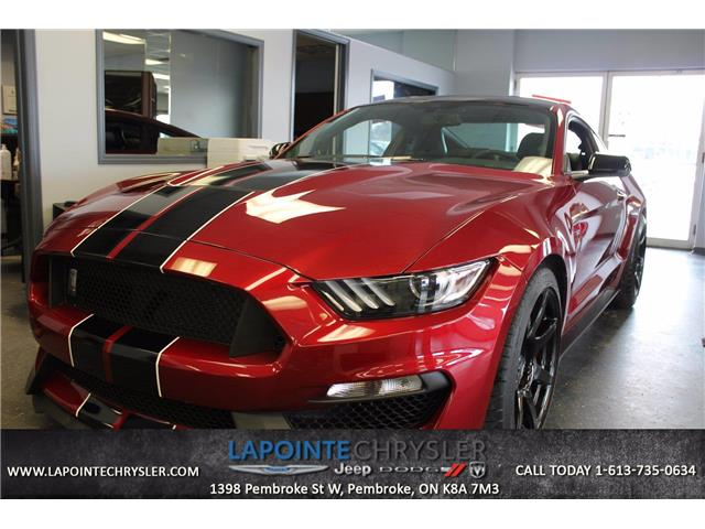 2017 Ford Shelby GT350 Base (Stk: P3635) in Pembroke - Image 1 of 5