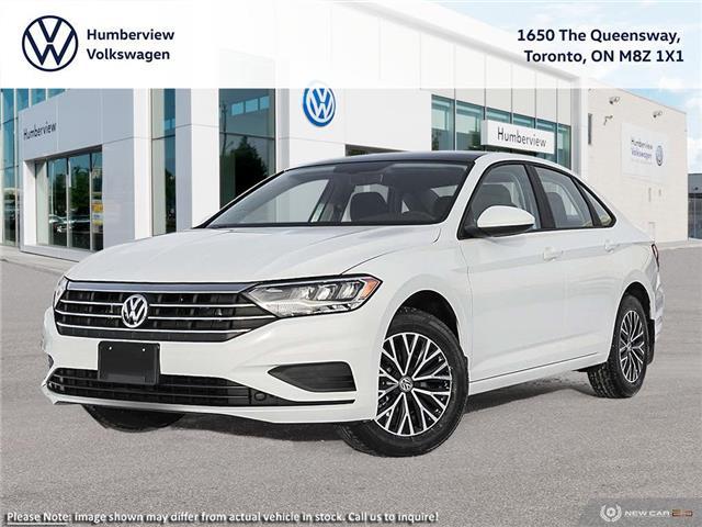 2021 Volkswagen Jetta Comfortline (Stk: 98413) in Toronto - Image 1 of 23