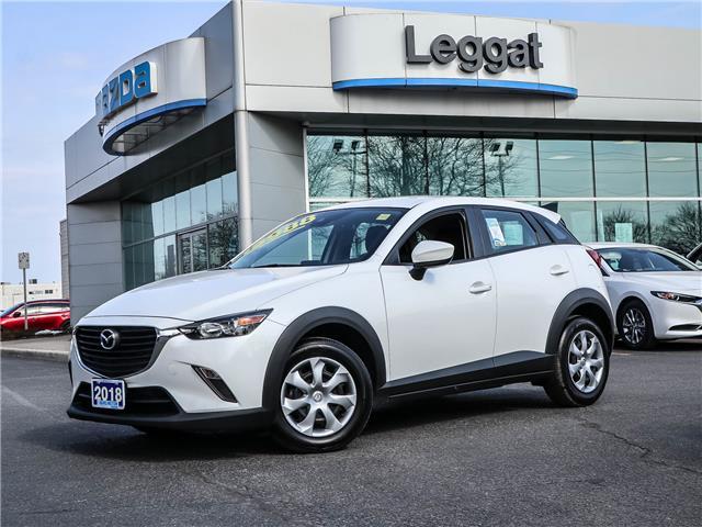 2018 Mazda CX-3 GX (Stk: 2464LTX) in Burlington - Image 1 of 26