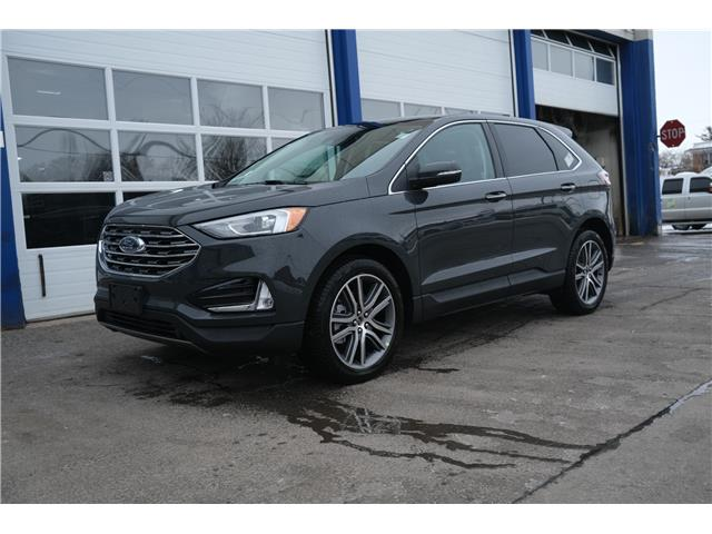 2021 Ford Edge Titanium (Stk: 2101360) in Ottawa - Image 1 of 18