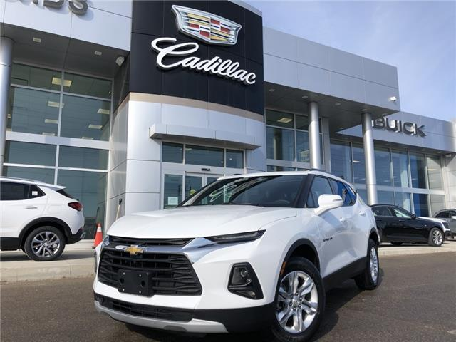 2021 Chevrolet Blazer True North (Stk: S539534) in Newmarket - Image 1 of 24