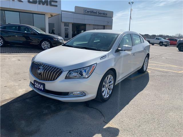 2014 Buick LaCrosse Leather (Stk: 33039) in Strathroy - Image 1 of 9