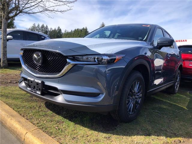 2021 Mazda CX-5 GS (Stk: 126623) in Surrey - Image 1 of 5