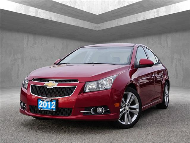 2012 Chevrolet Cruze LTZ Turbo (Stk: 9626B) in Penticton - Image 1 of 18