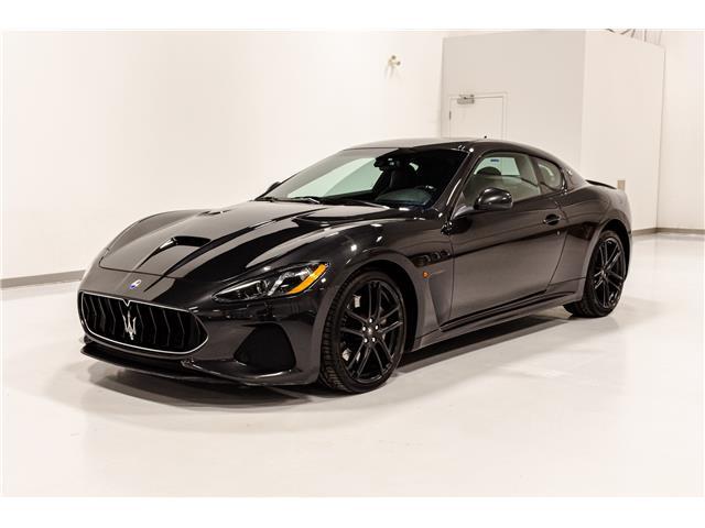 2018 Maserati GranTurismo MC (Stk: UCE1617) in Edmonton - Image 1 of 6
