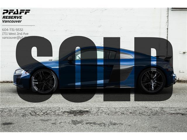 2020 Audi R8 5.2 V10 performance (Stk: VU0553) in Vancouver - Image 1 of 22