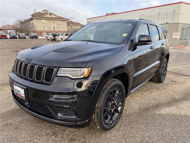 2021 Jeep Grand Cherokee Limited (Stk: 21-132) in Ingersoll - Image 1 of 19