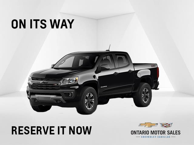 2021 Chevrolet Colorado Z71 (Stk: F-ZKWBR1) in Oshawa - Image 1 of 6