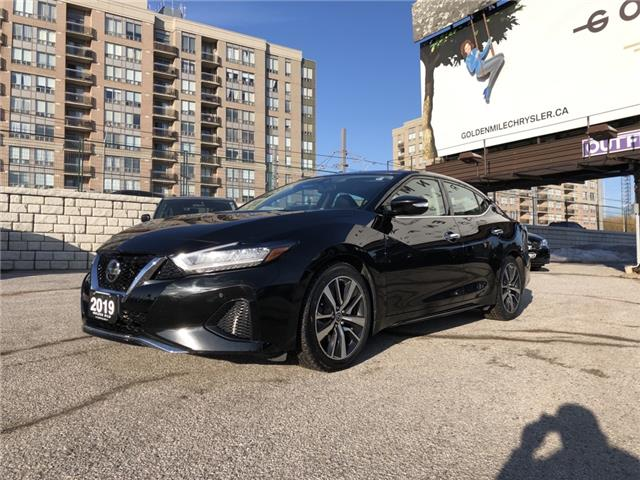 2019 Nissan Maxima  (Stk: SP0663) in North York - Image 1 of 30