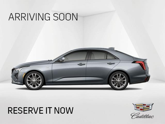 2021 Cadillac CT4 Premium Luxury (Stk: F-ZGNZMF) in Oshawa - Image 1 of 6