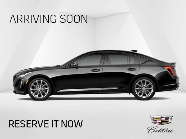 2021 Cadillac CT5 Premium Luxury (Stk: F-ZDHTQ5) in Oshawa - Image 1 of 6