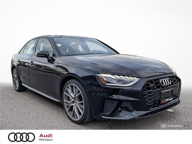 2021 Audi A4 45 Progressiv (Stk: 21091) in Windsor - Image 1 of 30
