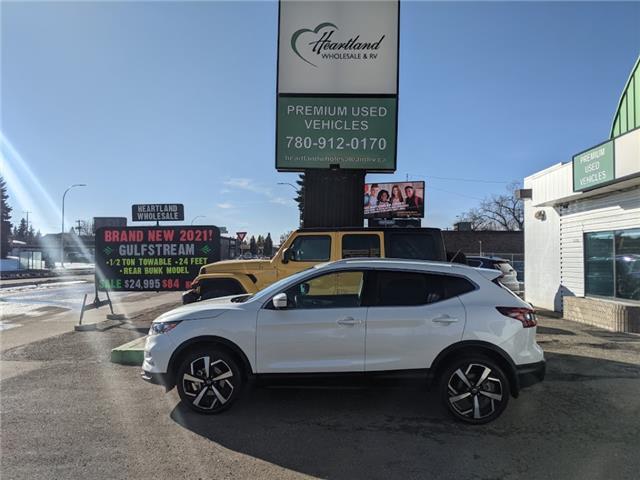 2020 Nissan Qashqai SL (Stk: WB0032) in Edmonton - Image 1 of 34
