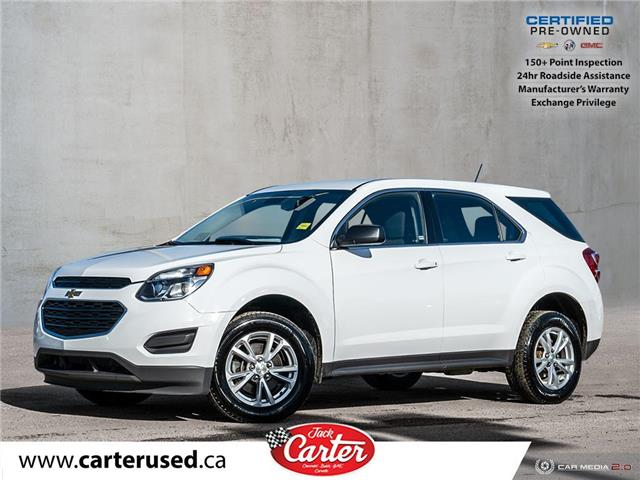 2017 Chevrolet Equinox LS (Stk: 97399U) in Calgary - Image 1 of 27