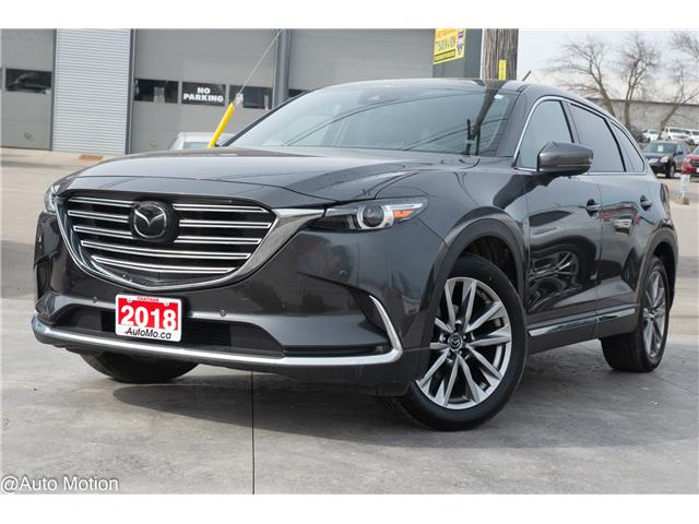 2018 Mazda CX-9 GT (Stk: 21309) in Chatham - Image 1 of 27