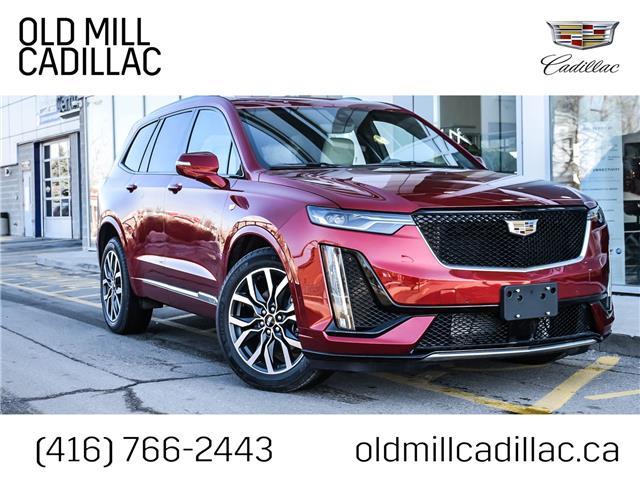 2021 Cadillac XT6 Sport (Stk: MZ162427) in Toronto - Image 1 of 23