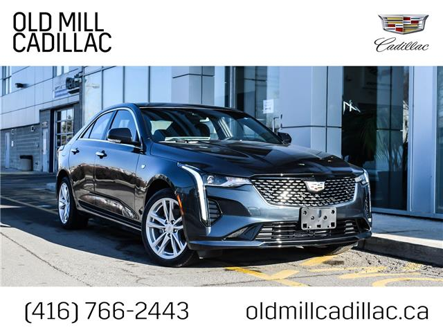 2021 Cadillac CT4 Luxury (Stk: M0121555) in Toronto - Image 1 of 20