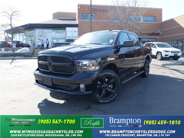 2021 RAM 1500 Classic Tradesman (Stk: 21211) in Mississauga - Image 1 of 6