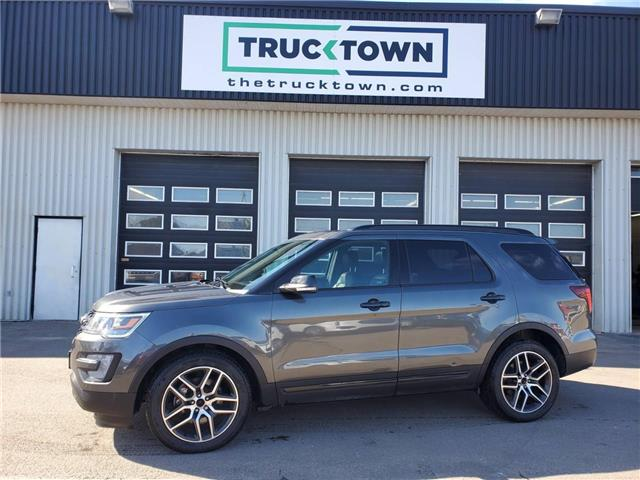 2017 Ford Explorer Sport (Stk: T0257) in Smiths Falls - Image 1 of 29