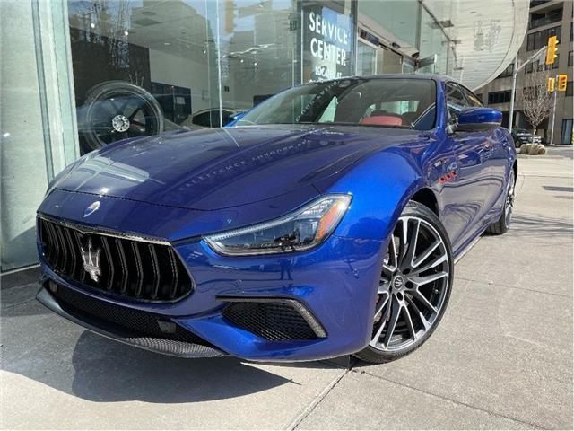 2021 Maserati Ghibli Trofeo (Stk: 82MA) in Toronto - Image 1 of 30