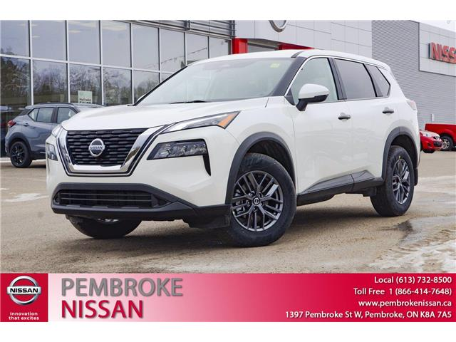 2021 Nissan Rogue S (Stk: 21035) in Pembroke - Image 1 of 30