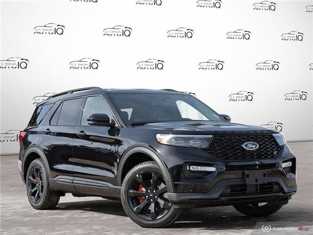2021 Ford Explorer ST (Stk: W0097) in Barrie - Image 1 of 28