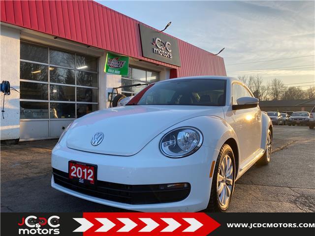 2012 Volkswagen Beetle 2.5L Comfortline (Stk: ) in Cobourg - Image 1 of 20