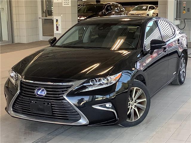 2018 Lexus ES 300h Base (Stk: PL21022) in Kingston - Image 1 of 30