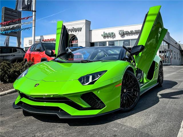 2018 Lamborghini Aventador | S | ROADSTER | FRONT LIFT | (Stk: U18407) in Burlington - Image 1 of 30