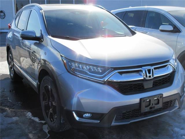 2017 Honda CR-V LX (Stk: K16588A) in Ottawa - Image 1 of 4